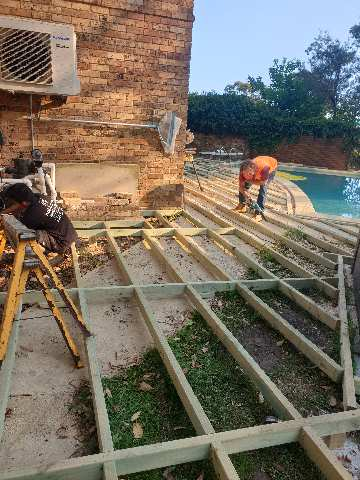Deck Builders Manly